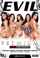 Premium Anal Performers  2 Disc Set