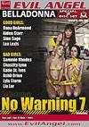 Belladonna: No Warning 7 - Special 2 Disc Set