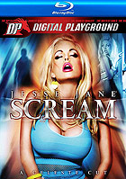 Jesse Jane Scream  Blu ray Disc