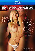 Jesse Jane Kiss Kiss  Blu ray Disc