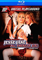 Jesse Jane All American Girl  Blu ray Disc