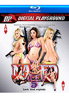 Naked Aces 5 Blu ray Disc