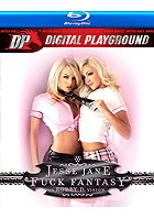 Jesse Jane Fuck Fantasy Blu ray Disc
