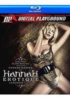 Hannah Erotique  Blu ray Disc