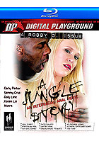 A Jungle Story  Blu ray Disc
