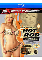 Jesse Jane in Hot Rod For Sinners  Blu ray Disc