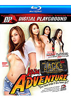 Jacks Asian Adventure Blu ray Disc