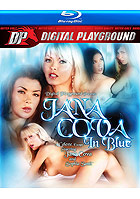 Jana Cova In Blue  Blu ray Disc