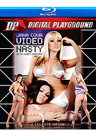 Jana Cova Video Nasty Blu ray Disc
