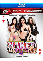 Naked Aces 4 Blu ray Disc