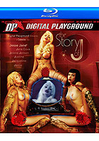 The Story Of J  Blu ray Disc