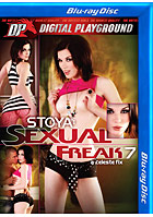 Stoya Sexual Freak 7  Blu ray Disc