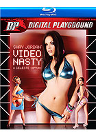 Shay Jordan Video Nasty  Blu ray Disc
