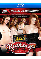 Jacks Redhead Adventure Blu ray Disc