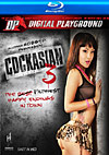 Cockasian 3 Blu ray Disc