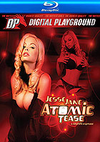 Jesse Jane Atomic Tease Blu ray Disc