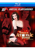 Stoya Atomic Tease  Blu ray Disc