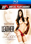 Shay Jordan Leather And Lace Blu ray Disc