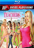 Teachers Blu ray Disc