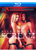 Riley Steele Scream  Blu ray Disc