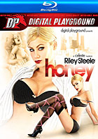 Riley Steele Honey  Blu ray Disc