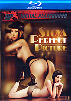 Stoya Perfect Picture  Blu ray Disc