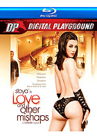 Stoya Love And Other Mishaps  Blu ray Disc