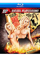 Jesse Jane in Bad Girls 3  Blu ray Disc