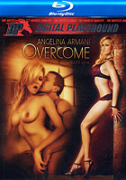 Angelina Armani Overcome Blu ray Disc