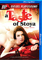 A Taste Of Stoya  Blu ray Disc DVD