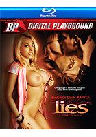 Kagney Linn Karter Lies  Blu ray Disc