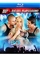 Riley Steele So Fine  Blu ray Disc