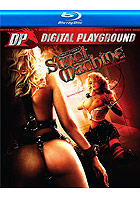 Riley Steele Strict Machine  Blu ray Disc