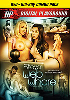 Stoya Web Whore  DVD + Blu ray Combo Pack