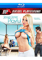 Jesse Jane Playful  Blu ray Disc