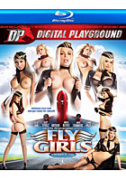 Fly Girls Blu ray Disc