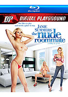 Janie Summers The Nude Roommate  Blu ray Disc