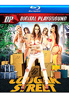 Cougar Street  Blu ray Disc