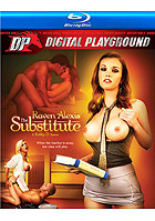 Raven Alexis The Substitute  Blu ray Disc
