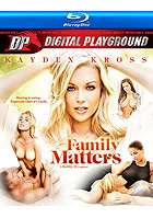 Kayden Kross Family Matters  Blu ray Disc