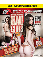 Bad Girls 5 DVD + Blu ray Combo Pack
