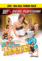 All Star Teens 2 DVD + Blu ray Combo Pack