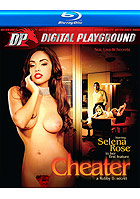 Selena Rose Cheater  Blu ray Disc