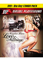 Kayden Kross Love Marriage DVD + Blu ray Combo Pa