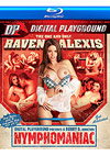 Raven Alexis: Nymphomaniac - Blu-ray Disc
