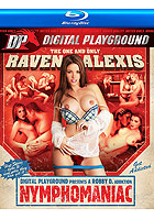 Raven Alexis Nymphomaniac  Blu ray Disc