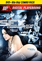 Marcus London in Sex And Corruption  DVD + Blu ray Combo Pack