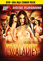 Selena Rose Escaladies 2 DVD + Blu ray Combo Pack