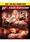 Jesse Jane: The Masseuse 2 - DVD + Blu-ray Combo Pack