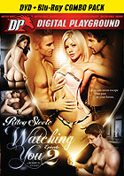 Riley Steele Watching You 2  DVD + Blu ray Combo P